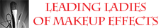 Leading Ladies of Makeup Effects Logo