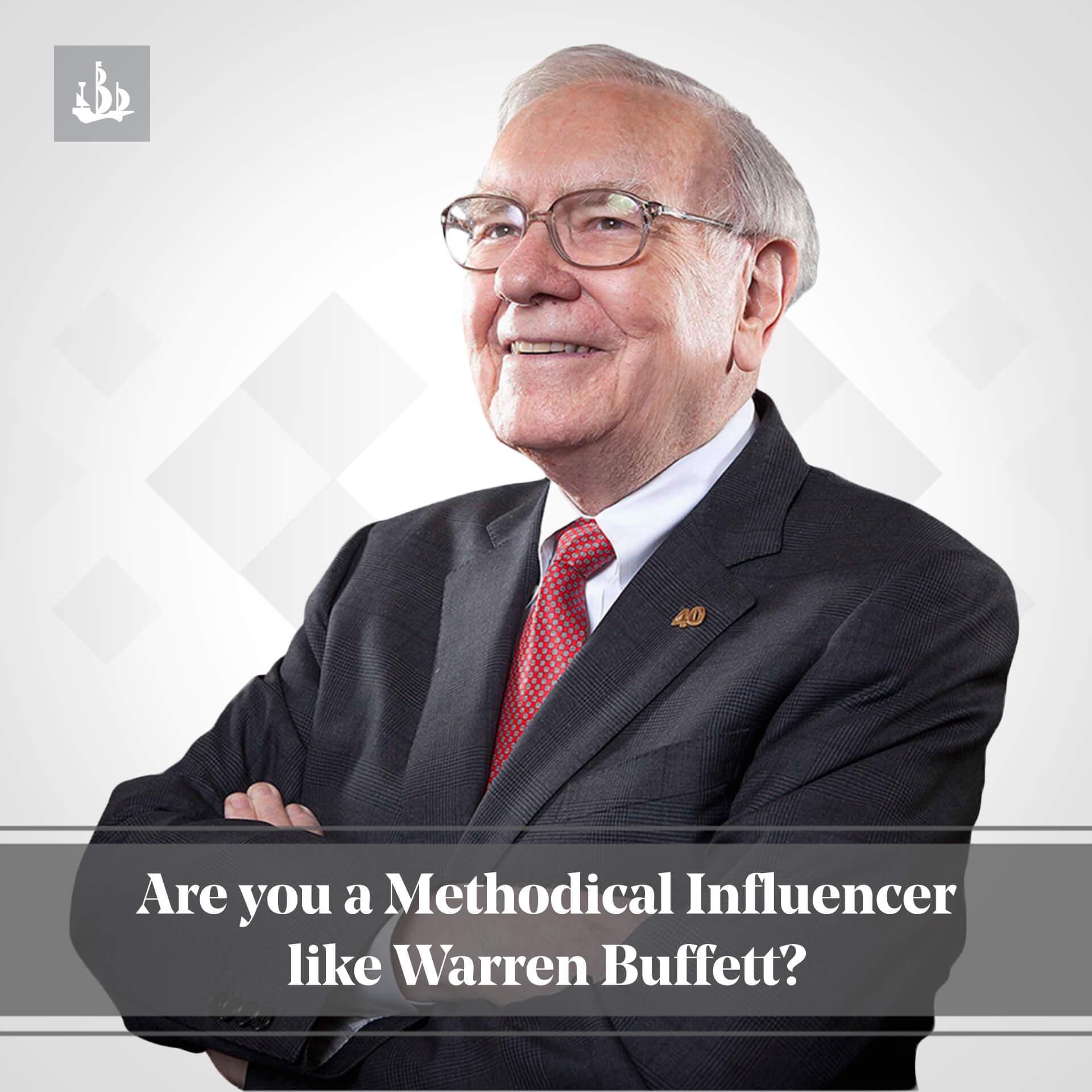 Methodical Influencer