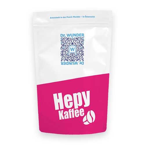 Produkt Dr. Wunder Hepy-Kaffee