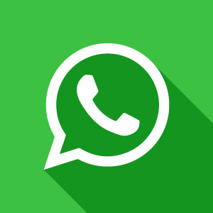 Badge WhatsApp square